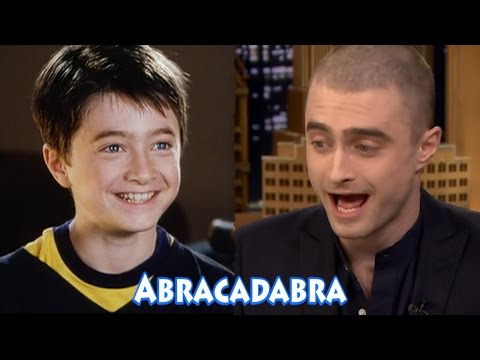 Thumbnail: Kids From Harry Potter ★ Then And Now