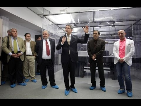 Opening of a new Laser Physics and Advanced Application Laboratory-
