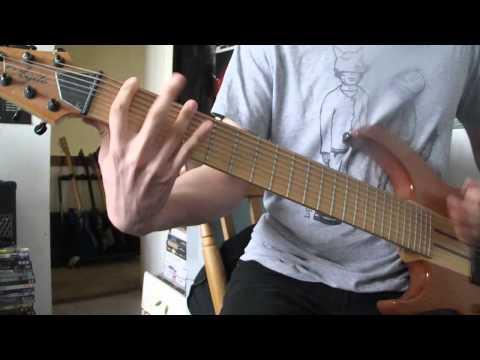 Black Tongue - Coma  (Guitar Cover)