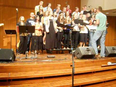 Revelation 19:1 (Stephen Hurd Cover) - Campus Ministries Gospel Choir at Grand Valley