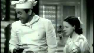 Judy Garland quick clip--Everybody Sing 9