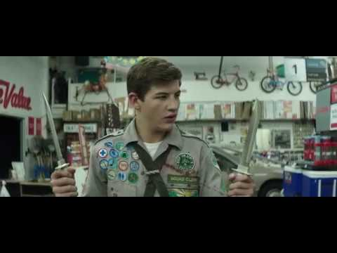 Download Scouts Guide To The Zombie Apocalypse (Gear Up scene)