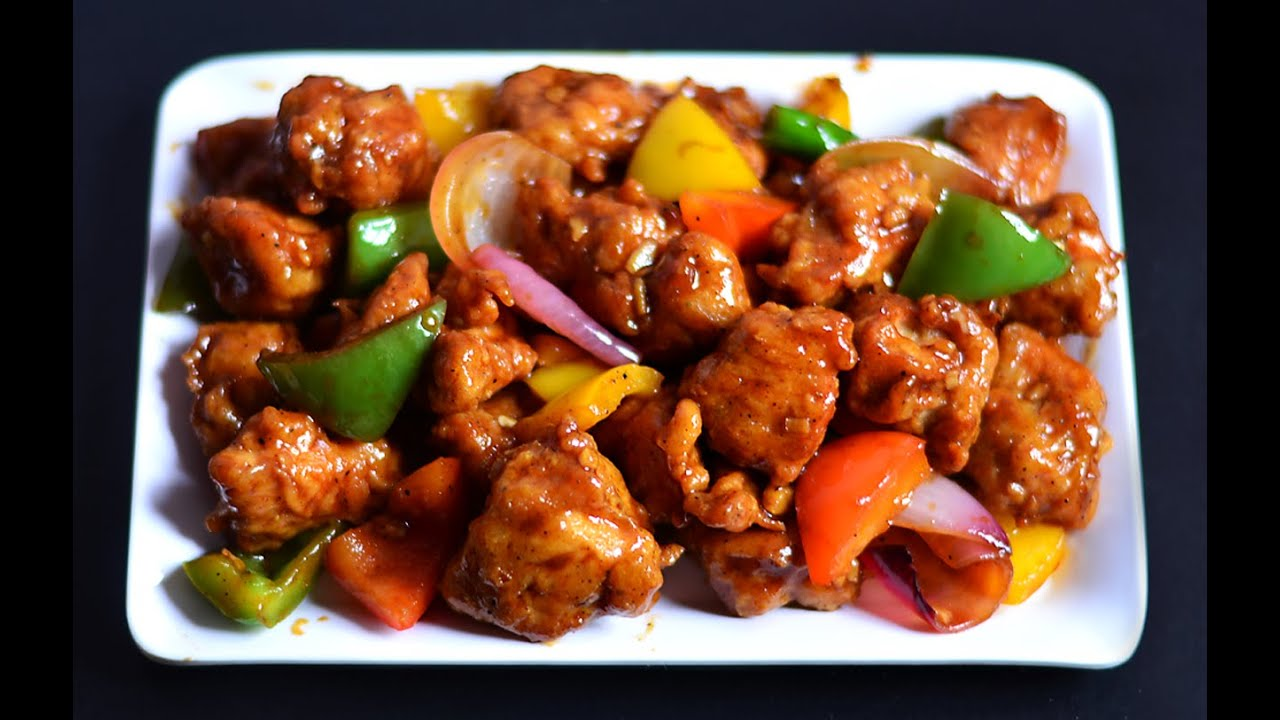 R Chicken Recipes Chilli Chicken Recipe ...