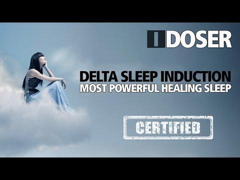 iDOSER DREAM SLEEP ALL NIGHT DELTA BINAURAL BEAT THERAPY MUSIC ✔️