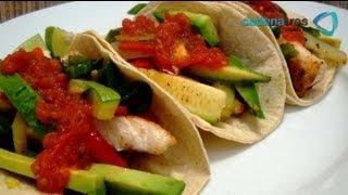 Receta De Tacos De Calabacitas Con Elote. Receta De Tacos / Receta Con Calabacitas