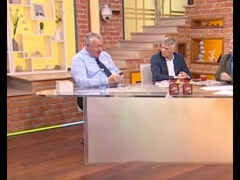 Dr Vojislav Seselj i Miroslav Lazanski - Dobro jutro Srbijo - (TV Happy 14.12.2017)