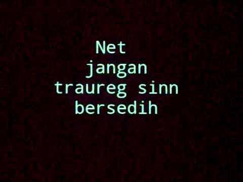 Léieren Indonesesch Sprooch, Karaoke Versioun: Debt a Dog #