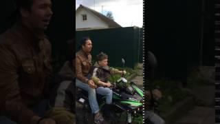 Мой подарок, Квадроцикл бензиновый MOTAX ATV Raptor-7 125 сс
