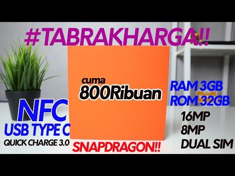 Cuma 800ribu Dapet NFC USB TYPE C Paling Murah Spek Mantap   Unboxing & Review