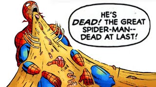 10 Most Disgusting Comic Book Deaths