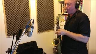 how deep is your love (Cover) Bee Gees - doron farhy Saxophonist