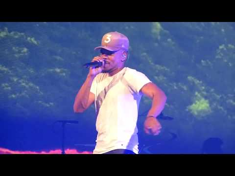 Chance the Rapper - Summer Friends @ the Bell Centre in Montreal