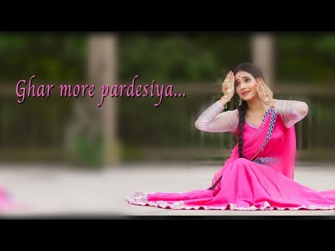 Ghar More Pardesiya  Dance | Kalank