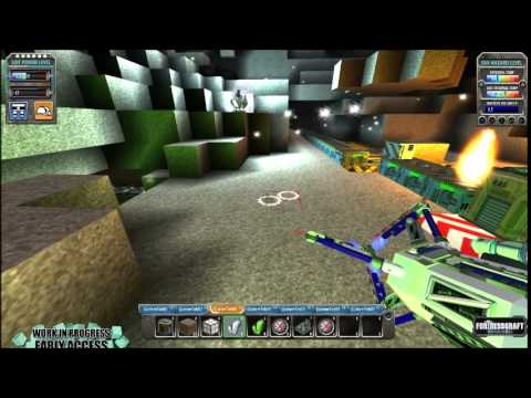 FortressCraft Evolved Season 3 Episode 10 Upgrading our hoppers