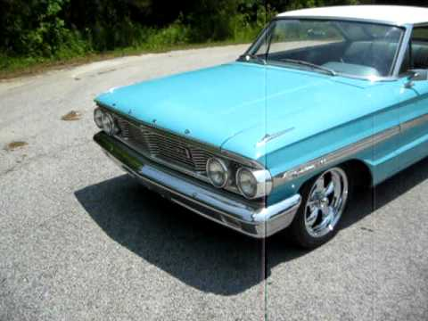 1964 ford galaxie 500 granny 39 s grocery car youtube. Black Bedroom Furniture Sets. Home Design Ideas