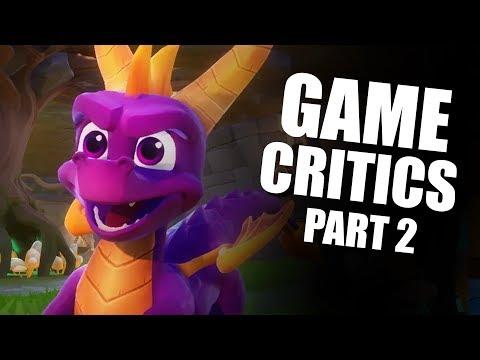 Game Critics (Part 2)