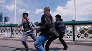 The Protector 2005 Tony Jaa Fight Scene #1 HD