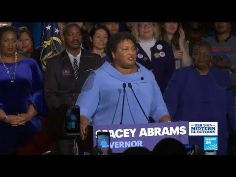 US Midterms: Democrat Stacey Abrams refuses to concede Georgia election to Kemp