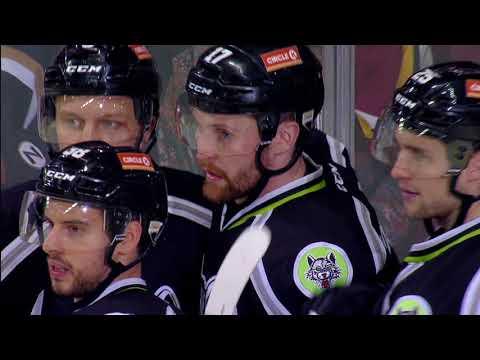 Game Highlights April 15 Chicago Wolves vs. Manitoba Moose