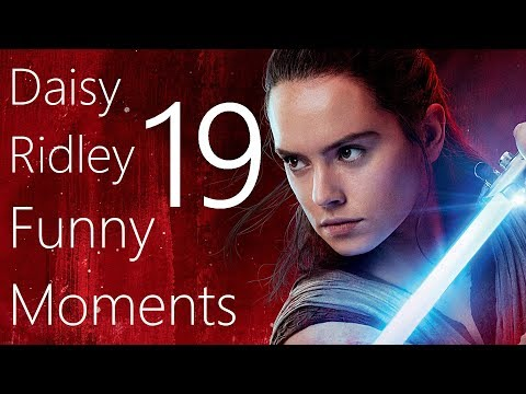 Download Youtube: Daisy Ridley Funny Moments 19