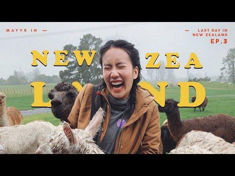 บทสรุปการเดินทาง.. ใครไม่แลนด์ แต่นิวซีแลนด์!!!| MayyR in New Zealand - วันที่ 28 Sep 2019