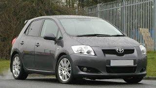 Выбираем б\у авто Toyota Auris (бюджет 350-400тр)(, 2015-09-11T07:57:26.000Z)