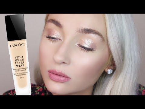 LANCÔME Teint Idole Ultra 24H Long Wear Foundation Review thumbnail
