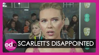 BAFTAs: Scarlett Johansson disappointed by nominations