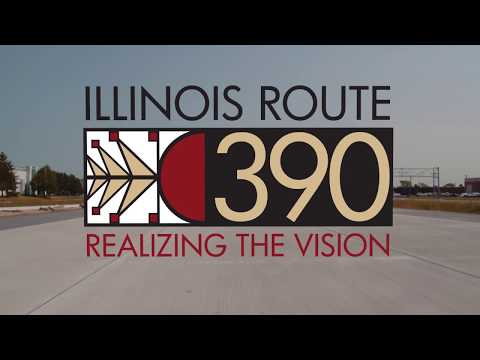 Illinois Route 390 - Realizing the Vision