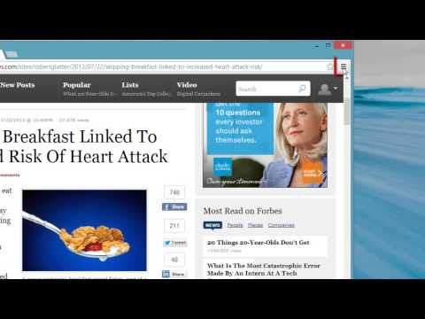 How to Save Articles to Read Later in Windows 8.1