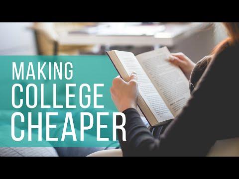 5 Underused Ways to Make College Cheaper
