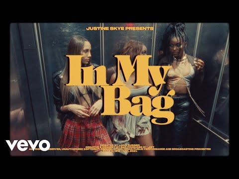 Смотреть клип Justine Skye - In My Bag