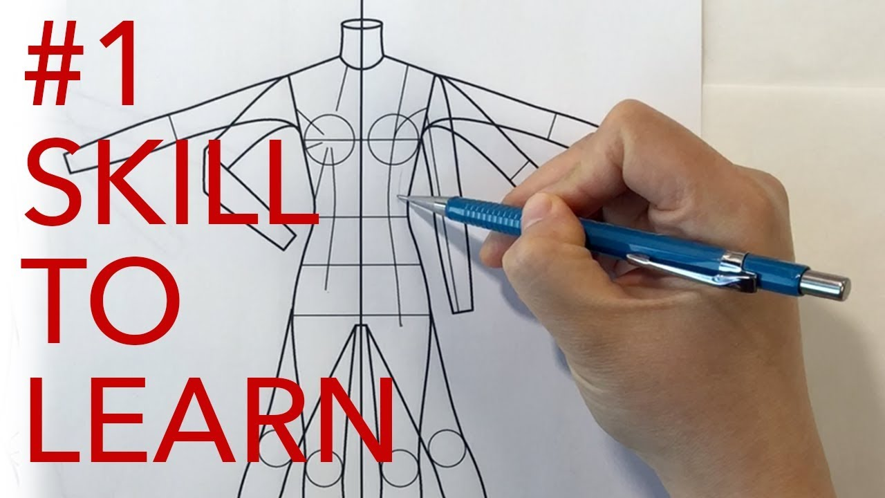 The Skill Every Fashion Designer Must Learn Youtube
