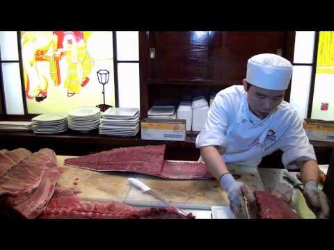 Osaka Japanese Steak House and Sushi Bar Serves Fresh Yellow Fin Tuna, Houma LA