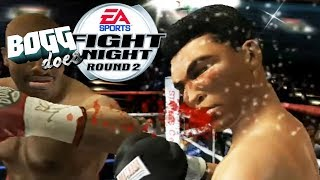 Roll_SK beats some heads in PS2 Classic Fight Night Round 2!