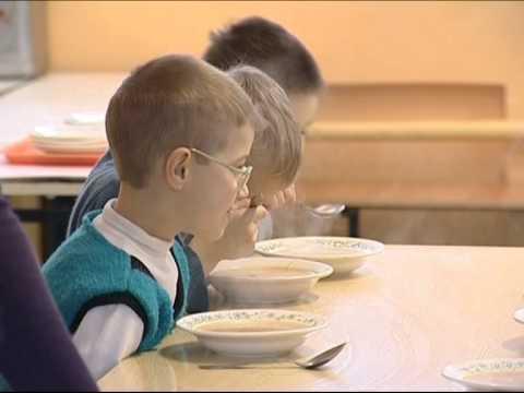 В российских школах могут появится уроки здорового питания