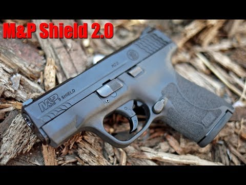 S&W M&P Shield 2.0 1000 Round Review: The Gold Standard For Carry