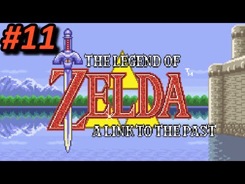 Zelda: A Link to the Past (SNES) || EPISODIO 11 - La Cueva d