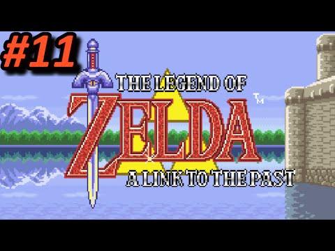 Zelda: A Link to the Past (SNES) || EPISODIO 11 - La Cueva de los Bandidos || Serie en Español