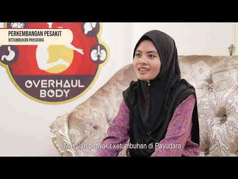 Perjuangan (Minggu Ke - 10 ) Hafizati Hafizan untuk menentang Ketumbuhan Payudara