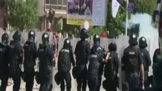 Clashes in Kosovo
