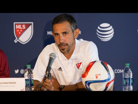 """Pablo Mastroeni on MLS All-Stars: """"By far the most talented group of players representing MLS"""""""