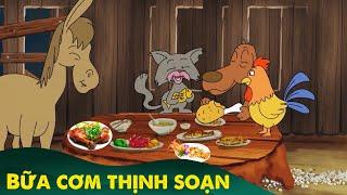 BỮA CƠM THỊNH SOẠN - Chuyen Co Tich - Truyện Cổ Tích Việt Nam - Phim Hoạt Hình Hay Nhất 2020