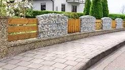 Идеи за интересни огради