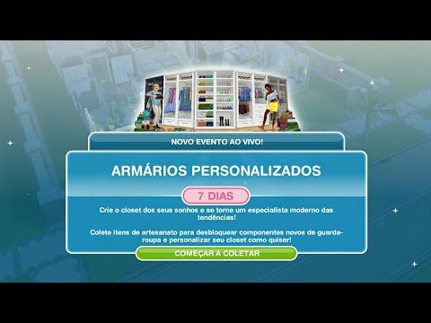 Novo evento ao vivo arm rios personalizados the sins - Armarios personalizados ...