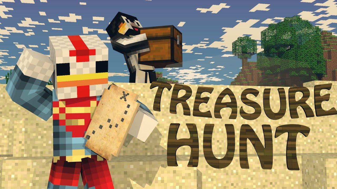 Treasure hunt mod minecraft plunder rummage mod showcase for The atlantic craft minecraft