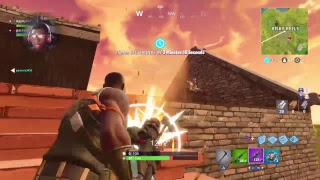 AyyAjw Live PS4 Broadcast fortnite battle new shotgun came out lets try to get a win lets goo
