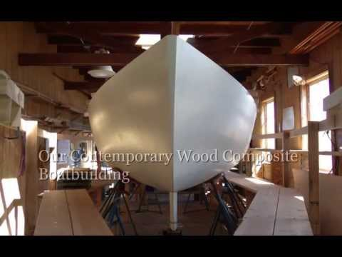 Our Contemporary Wood Composite Boats