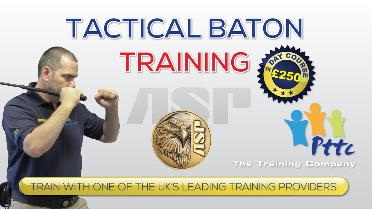 asp tactical baton training course 2014 pttc london youtube rh youtube com Monadnock Baton Training Foam Straight Monadnock Baton Training Chart