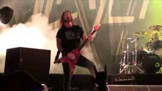 Slayer - Hate Worldwide (Live @ Hegyalja Festival 2013)